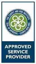 approved service provider logo